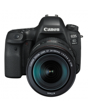 Canon EOS 6D Mark II + 24-105 f/4 L IS mark II - w magazynie