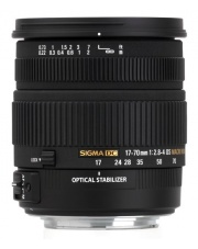 Sigma 17-70 mm f/2.8-4 DC MACRO OS HSM (Nikon)