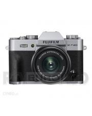 FujiFilm X-T20 + XC 15-45 mm f/3.5-5.6 OIS PZ srebrny