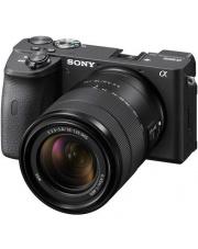 Sony A6600 + 18-135 f/3.5-5.6 OSS