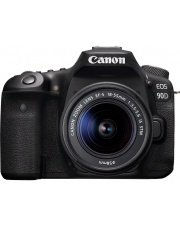 CANON EOS 90D + 18-55 IS STM + SANDISK 64GB GRATIS