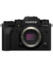 FUJI FujiFilm X-T4 czarny + Sandisk 128GB GRATIS