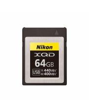 Nikon XQD 64GB 440/400 MB/s - kurier GRATIS