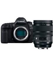 Canon EOS 5D IV + Sigma 24-70 mm f/2.8 DG OS HSM ART