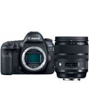 Canon EOS 6D Mark II + Sigma 24-70 mm f/2.8 DG OS HSM ART