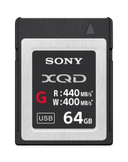 Sony XQD 64GB 440/400 Mb/s