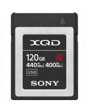 Sony 120GB XQD G Series 440/400 MB/s