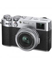 FujiFilm X100V srebrny + SanDisk 128 GB