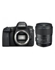 Canon EOS 6D Mark II + Sigma 35 mm f/1.4 DG HSM ART