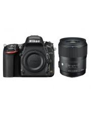 Nikon D750 + Sigma 35 mm f/1.4 DG HSM ART