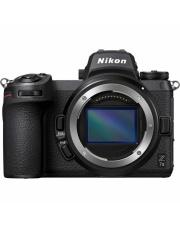 Nikon Z7 II + adapter FTZ
