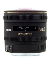 Sigma 4.5 mm f/2.8 EX DC HSM Fisheye (Canon)