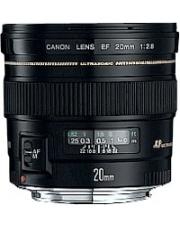 Canon EF 20 mm f/2.8 USM + 2 LATA GWARANCJI