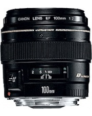 Canon EF 100 mm f/2 USM + 2 LATA GWARANCJI
