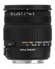 Sigma 17-70 mm f/2.8-4 DC MACRO OS HSM (Canon)