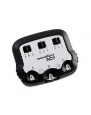 PocketWizard AC3 Zone Controller (Canon) + 2 LATA GWARANCJI - W MAGAZYNIE