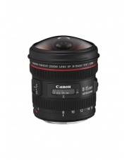 Canon EF 8-15 mm f/4L Fisheye USM