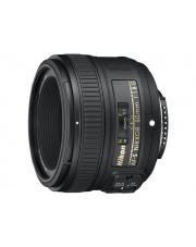 Nikon AF-S NIKKOR 50 mm f/1.8G + filtr UV 58mm GRATIS - dostępny