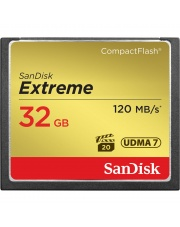 SanDisk CF Extreme 32 GB 120 MB/s