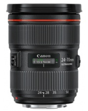 Canon EF 24-70 mm f/2.8L II USM + filtr UV 82mm GRATIS