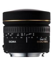 Sigma 8 mm f/3.5 EX DG Fisheye (Nikon)