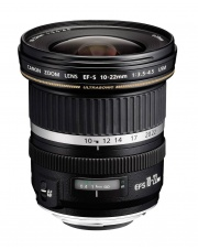 Canon EF-S 10-22 mm f/3.5-4.5 USM + 2 LATA GWARANCJI