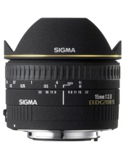 Sigma 15 mm f/2.8 EX DG Fisheye (Nikon)