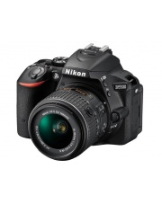 Nikon D5500 + Nikkor 18-55 VR czarny + Sandisk 32GB GRATIS