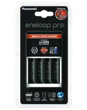 Panasonic BQCC55 + Eneloop Pro R6/AA 2500 mAh (x4-pack)