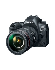 Canon EOS 5D IV + Canon 24-105/4 L IS II + Sandisk 64GB - dostępny!