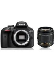 Nikon D3400 + Nikkor 18-55 VR - w magazynie