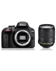 Nikon D3400 + Nikkor 18-105 VR - w magazynie