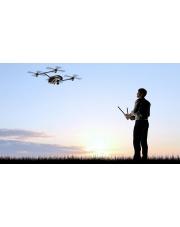 Foto i film dronem - pierwsze kroki